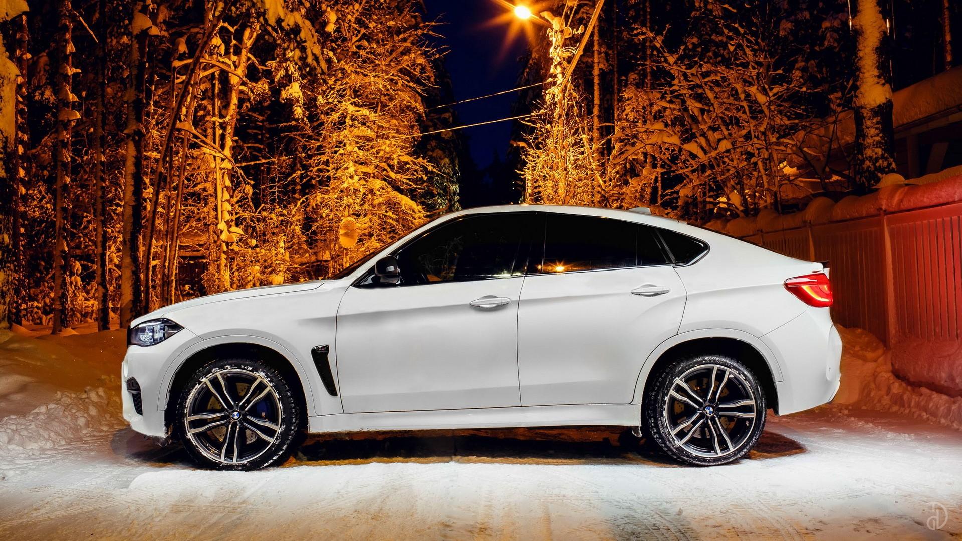 Аренда BMW X6M в Сочи. Фото 10