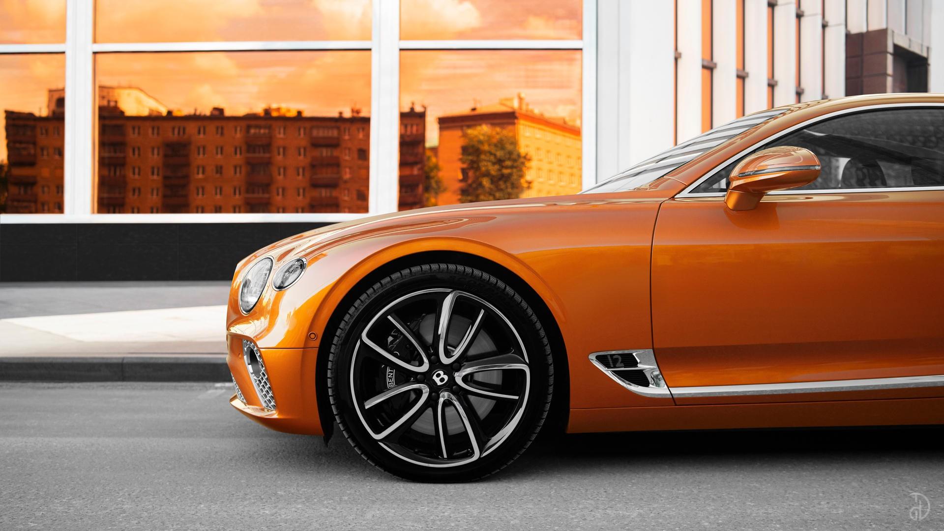 Аренда Bentley Continental GT 2020 в Сочи. Фото 3
