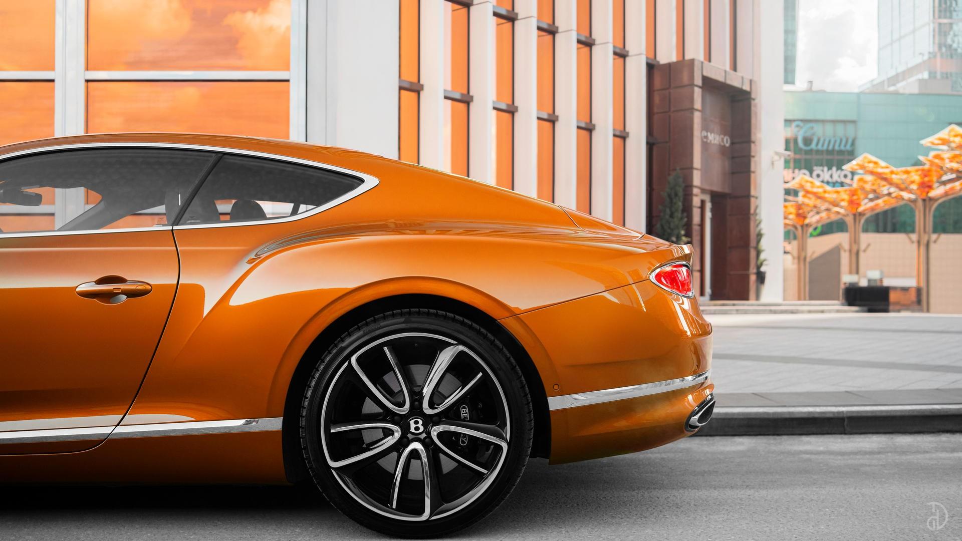 Аренда Bentley Continental GT 2020 в Сочи. Фото 4