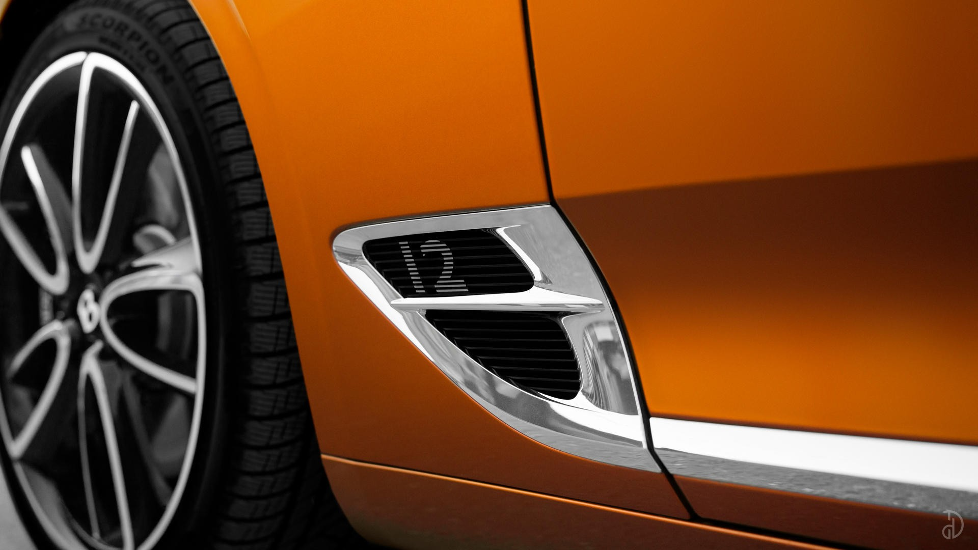 Аренда Bentley Continental GT 2020 в Сочи. Фото 6