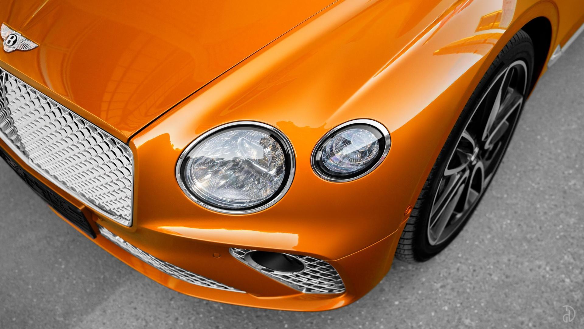 Аренда Bentley Continental GT 2020 в Сочи. Фото 7