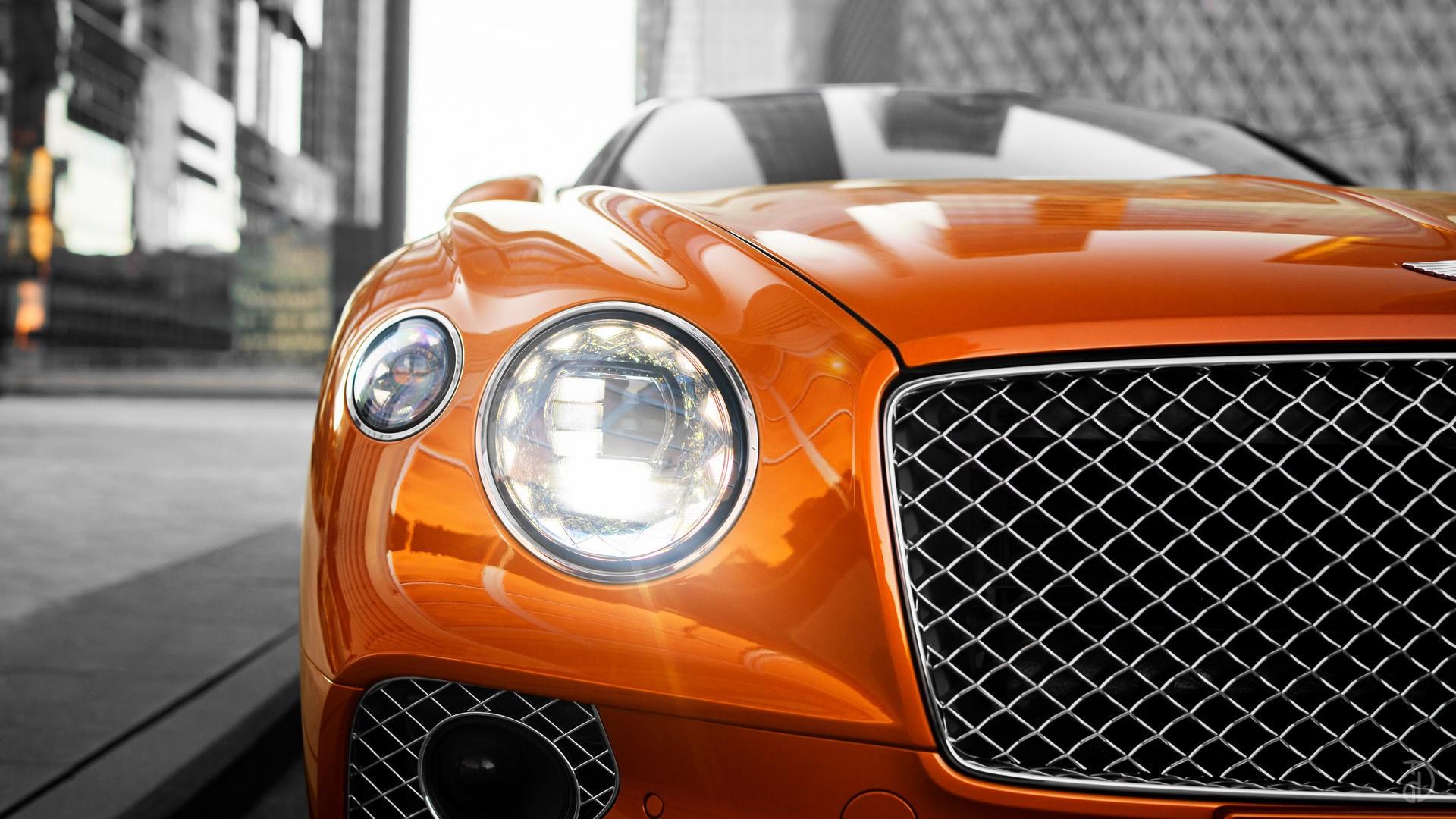 Аренда Bentley Continental GT 2020 в Сочи. Фото 12