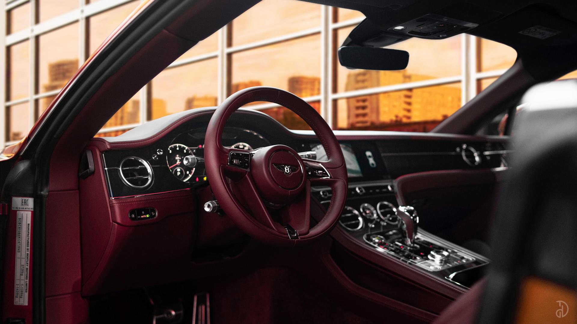 Аренда Bentley Continental GT 2020 в Сочи. Фото 13