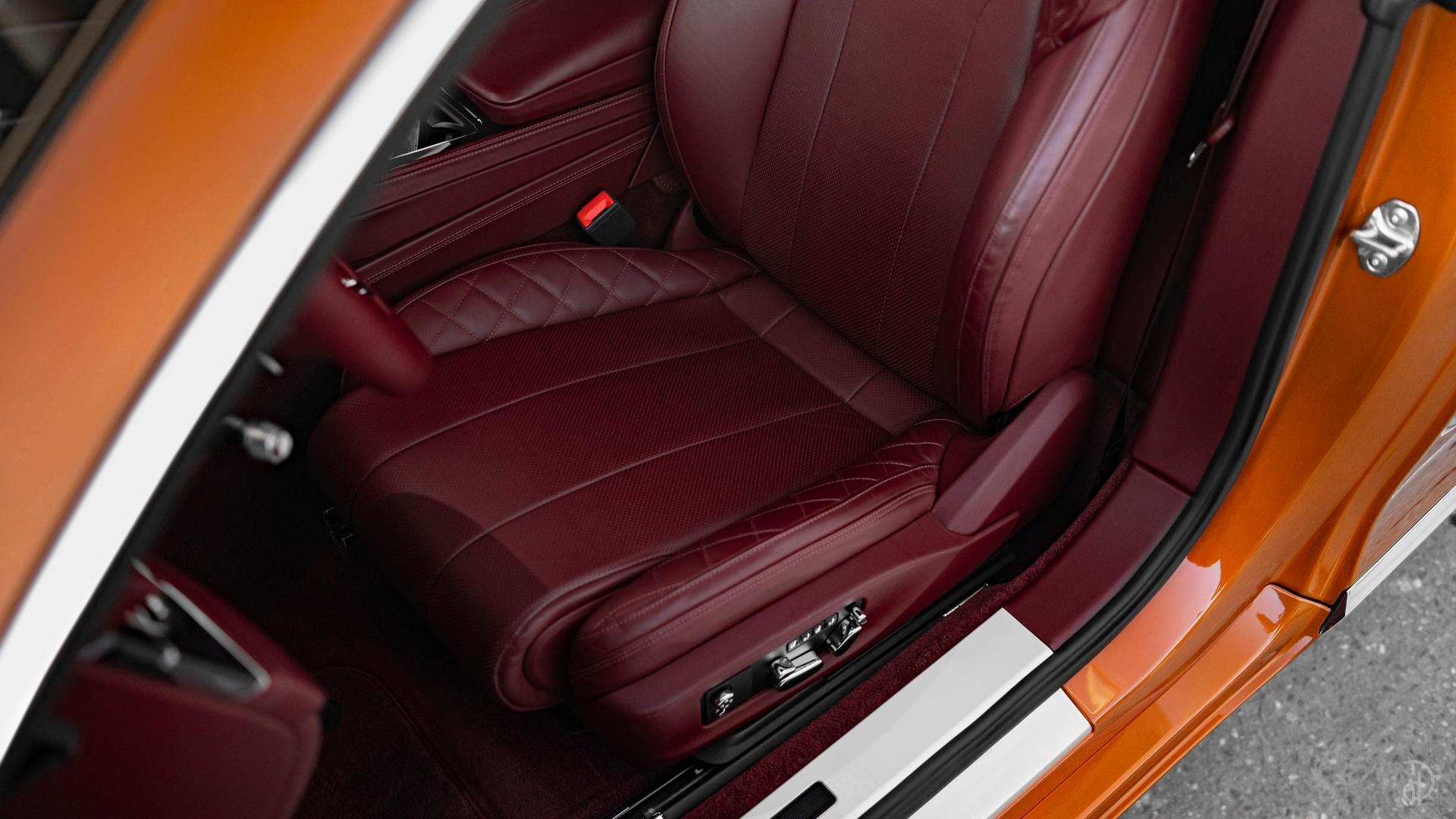 Аренда Bentley Continental GT 2020 в Сочи. Фото 15