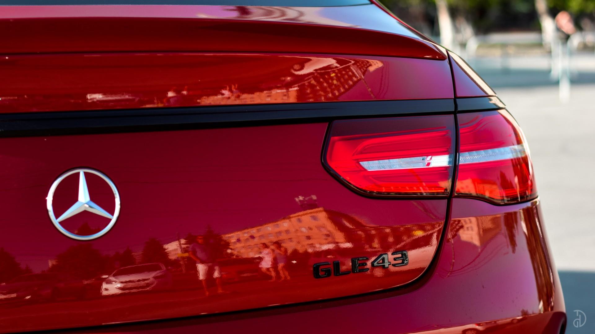 Аренда Mercedes GLE 43 AMG. Фото 5
