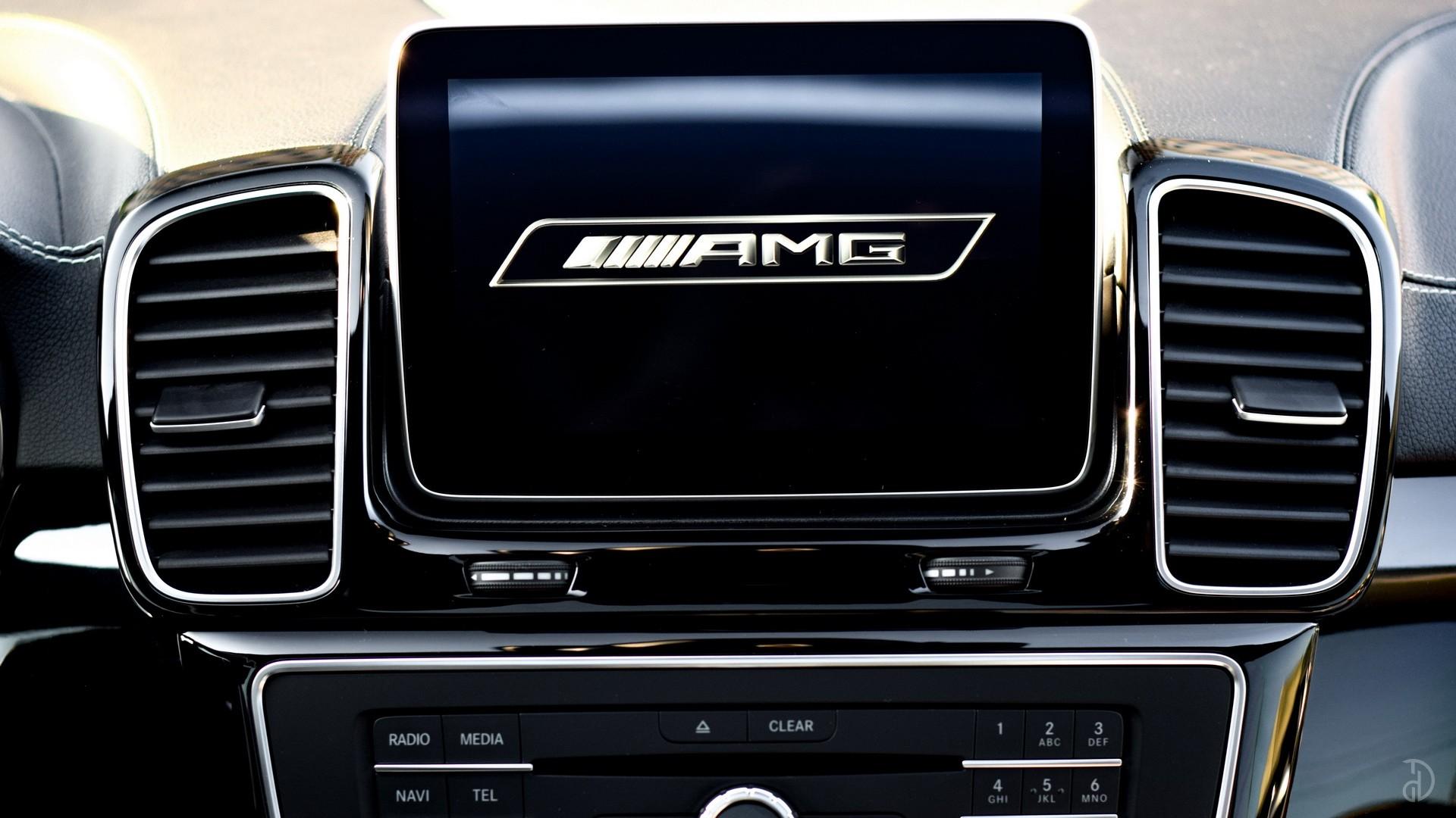 Аренда Mercedes GLE 43 AMG в Сочи. Фото 9