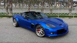Аренда Chevrolet Corvette C6