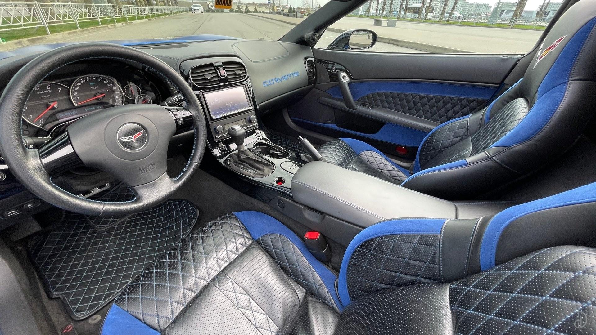 Аренда Chevrolet Corvette C6. Фото 4