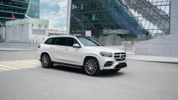 Аренда Mercedes-Benz GLS 400d в Москве
