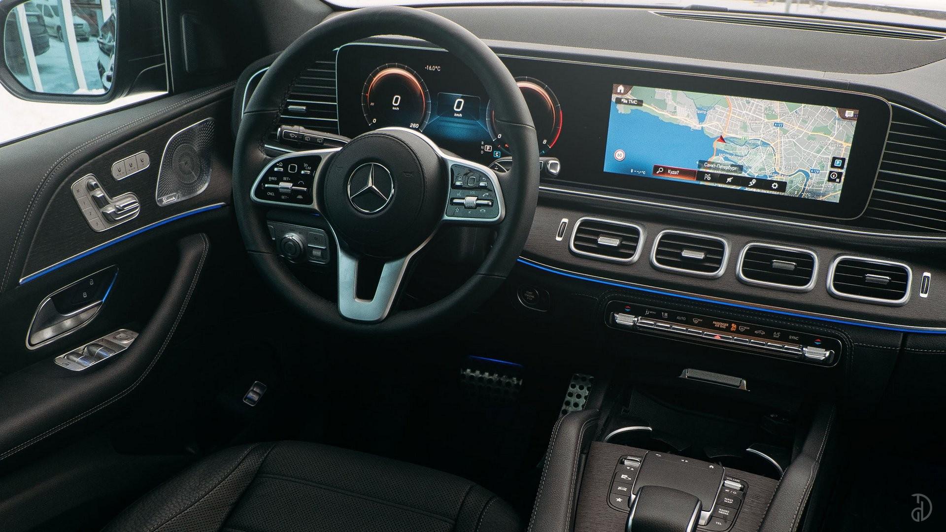 Аренда Mercedes-Benz GLS 450 в Сочи. Фото 8