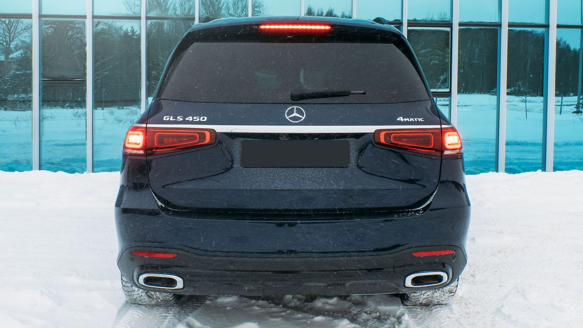 Аренда Mercedes-Benz GLS 450 в Сочи. Фото 4