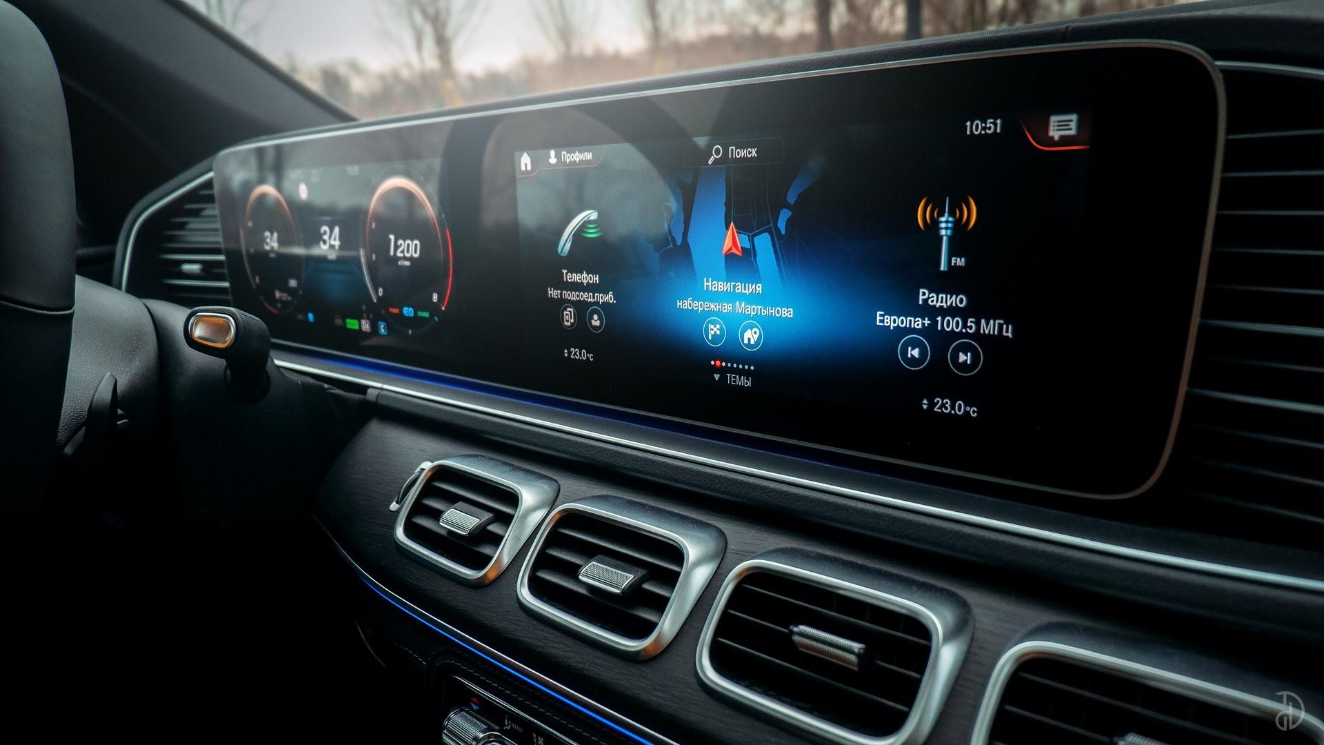 Аренда Mercedes-Benz GLS 450 в Сочи. Фото 10