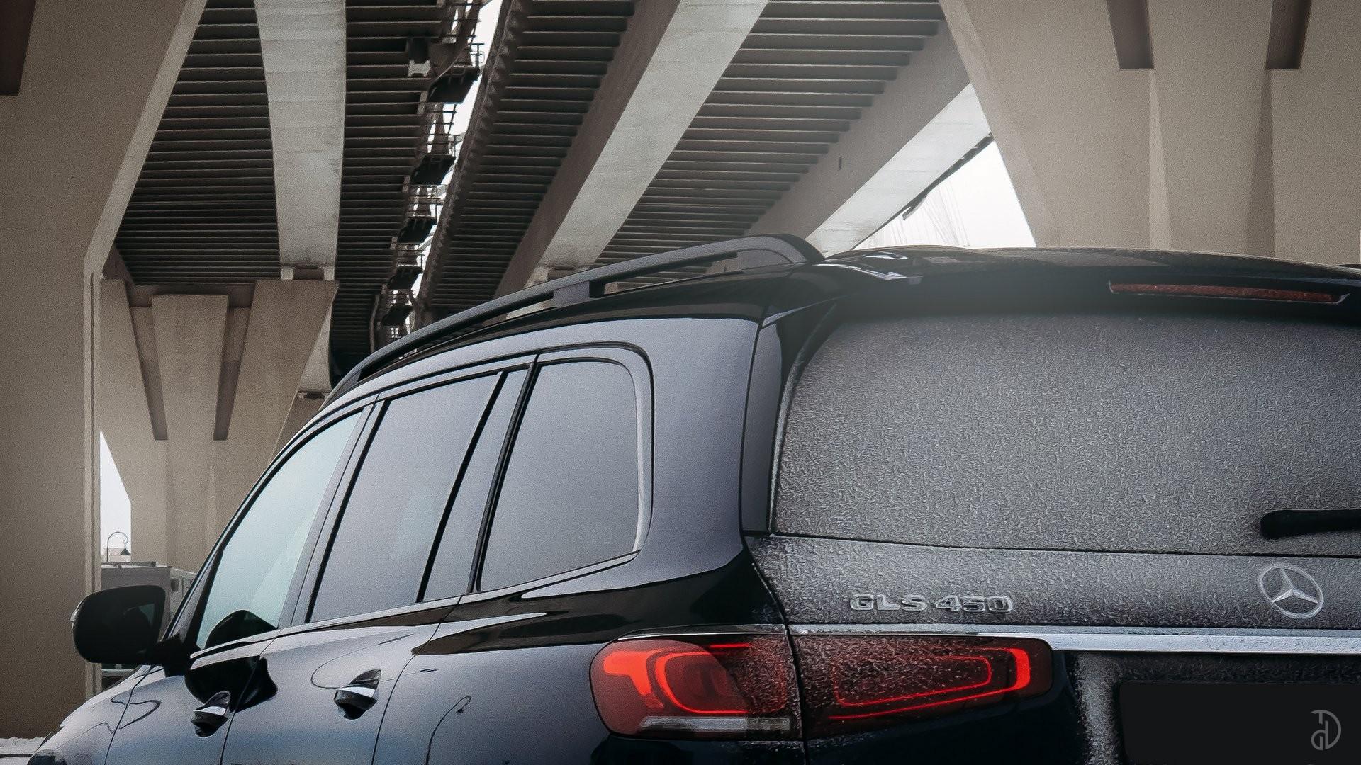 Аренда Mercedes-Benz GLS 450 в Сочи. Фото 5
