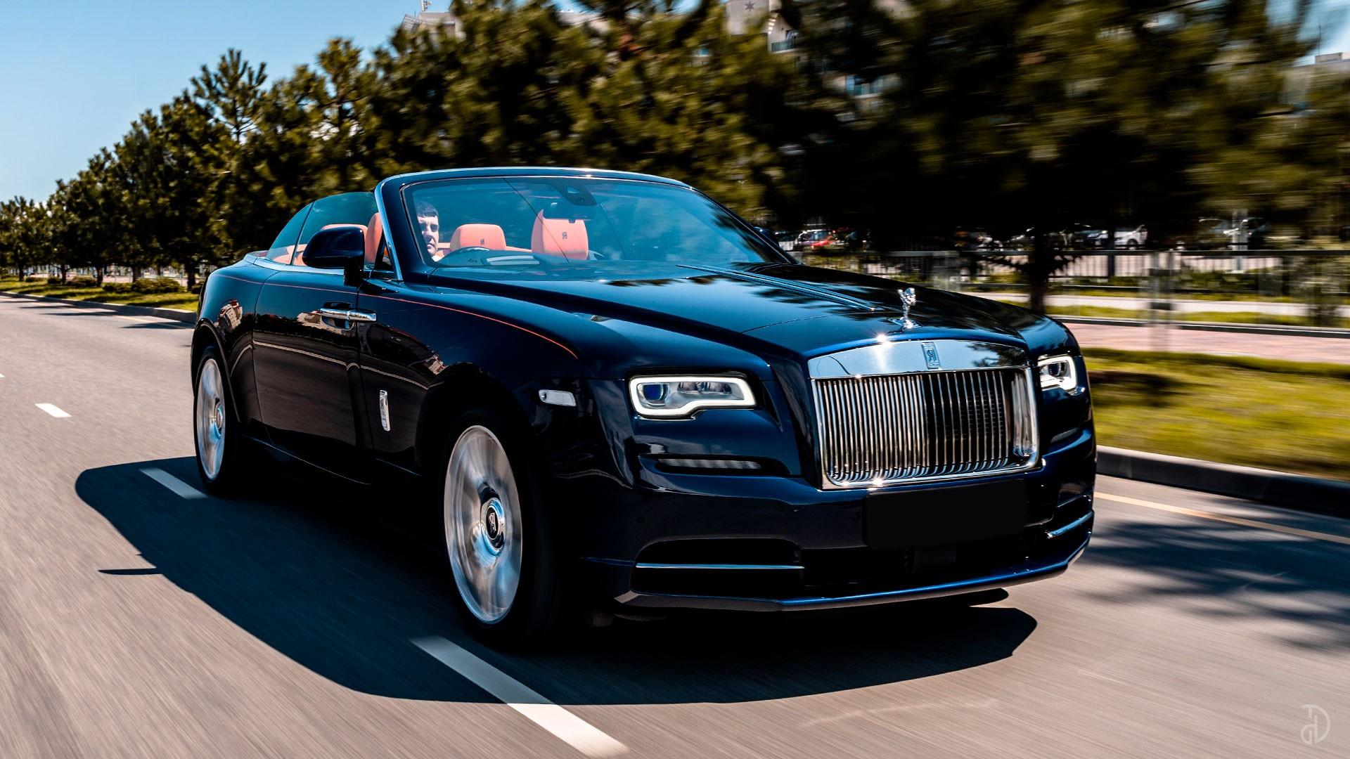 Аренда Rolls-Royce Dawn в Сочи. Фото 18