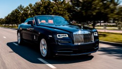 Аренда Rolls-Royce Dawn в Сочи
