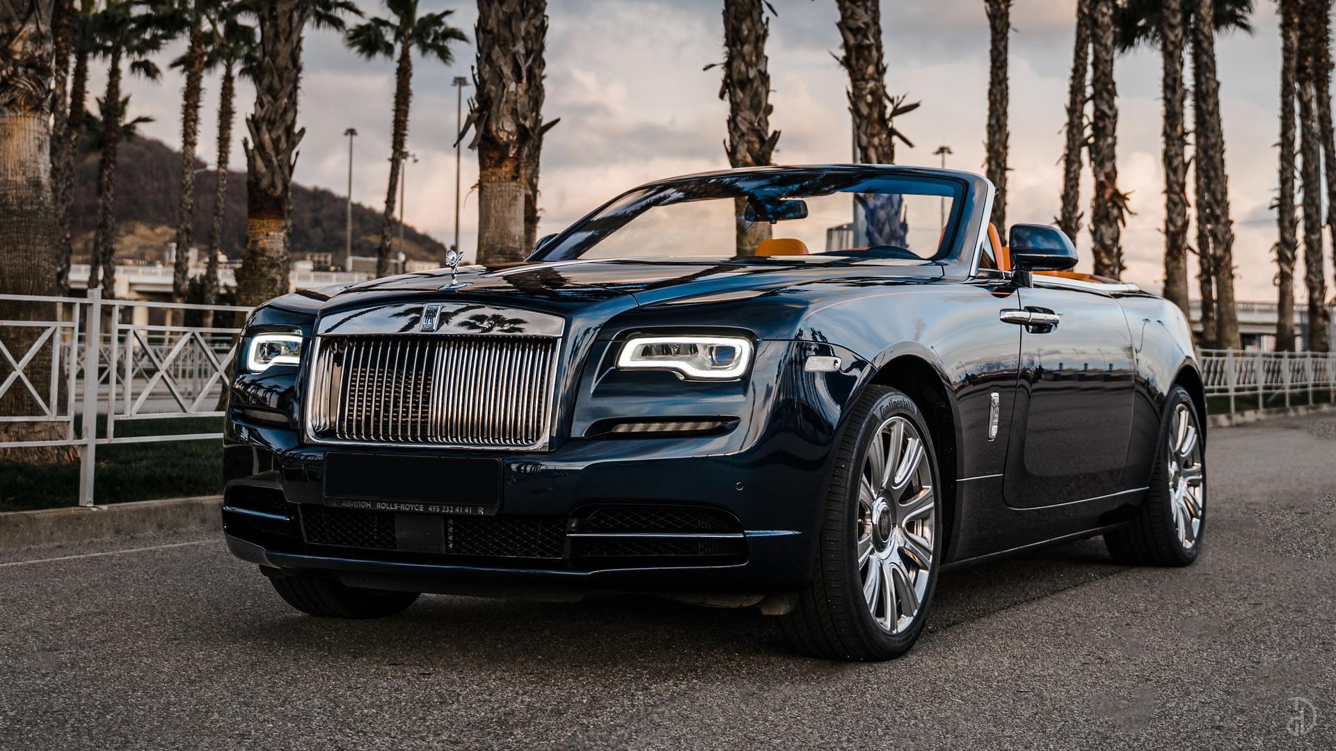 Аренда Rolls-Royce Dawn в Сочи. Фото 11