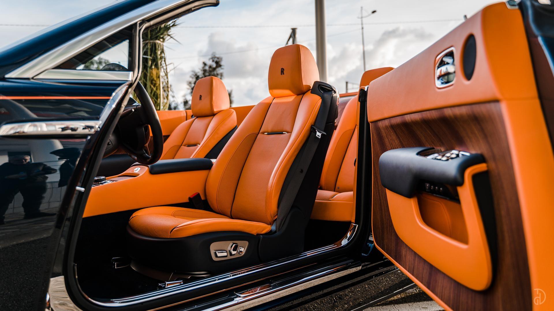 Аренда Rolls-Royce Dawn в Сочи. Фото 13