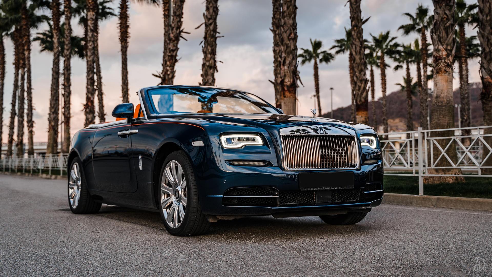 Аренда Rolls-Royce Dawn в Сочи. Фото 19