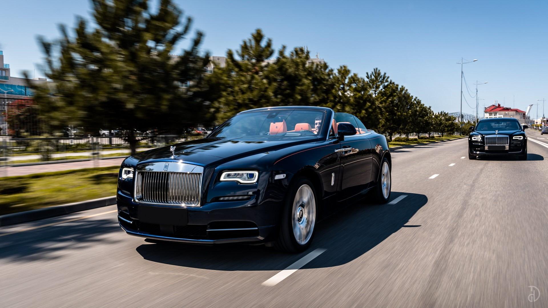 Аренда Rolls-Royce Dawn в Сочи. Фото 17