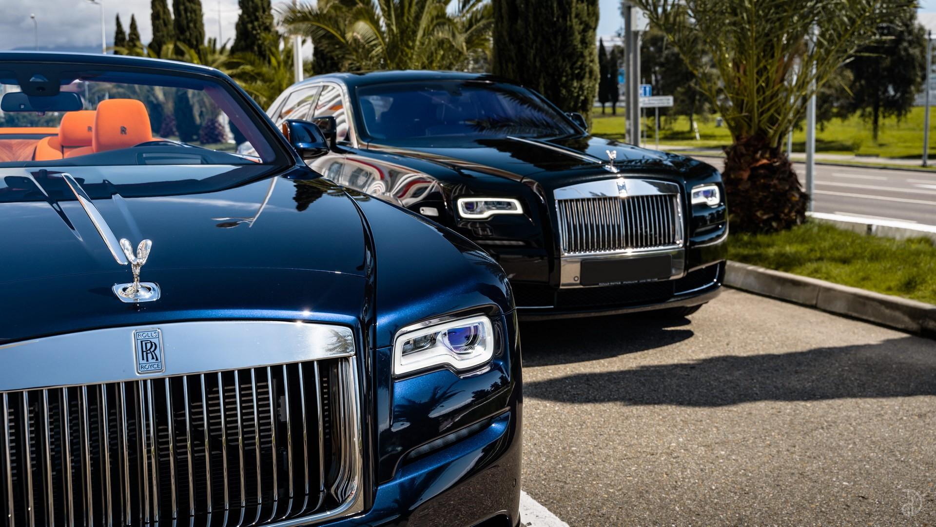Аренда Rolls-Royce Dawn в Сочи. Фото 10