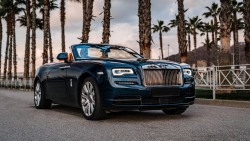 Аренда Rolls-Royce Dawn в Санкт-Петербурге