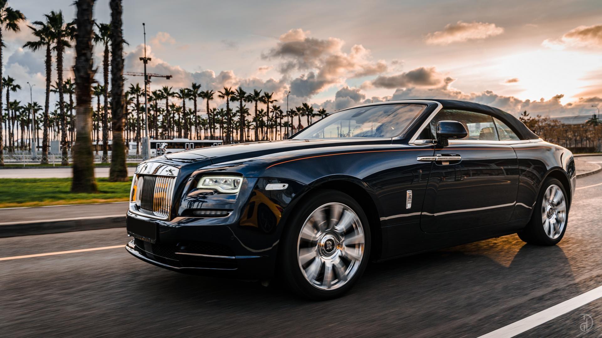 Аренда Rolls-Royce Dawn в Москве. Фото 8