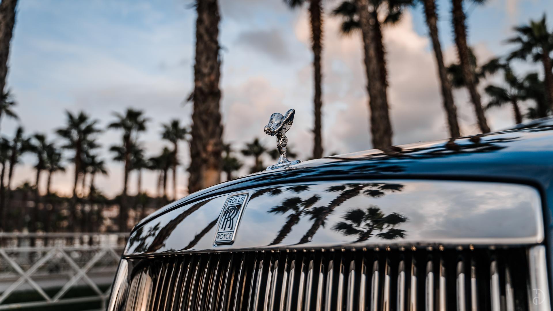 Аренда Rolls-Royce Dawn в Москве. Фото 16