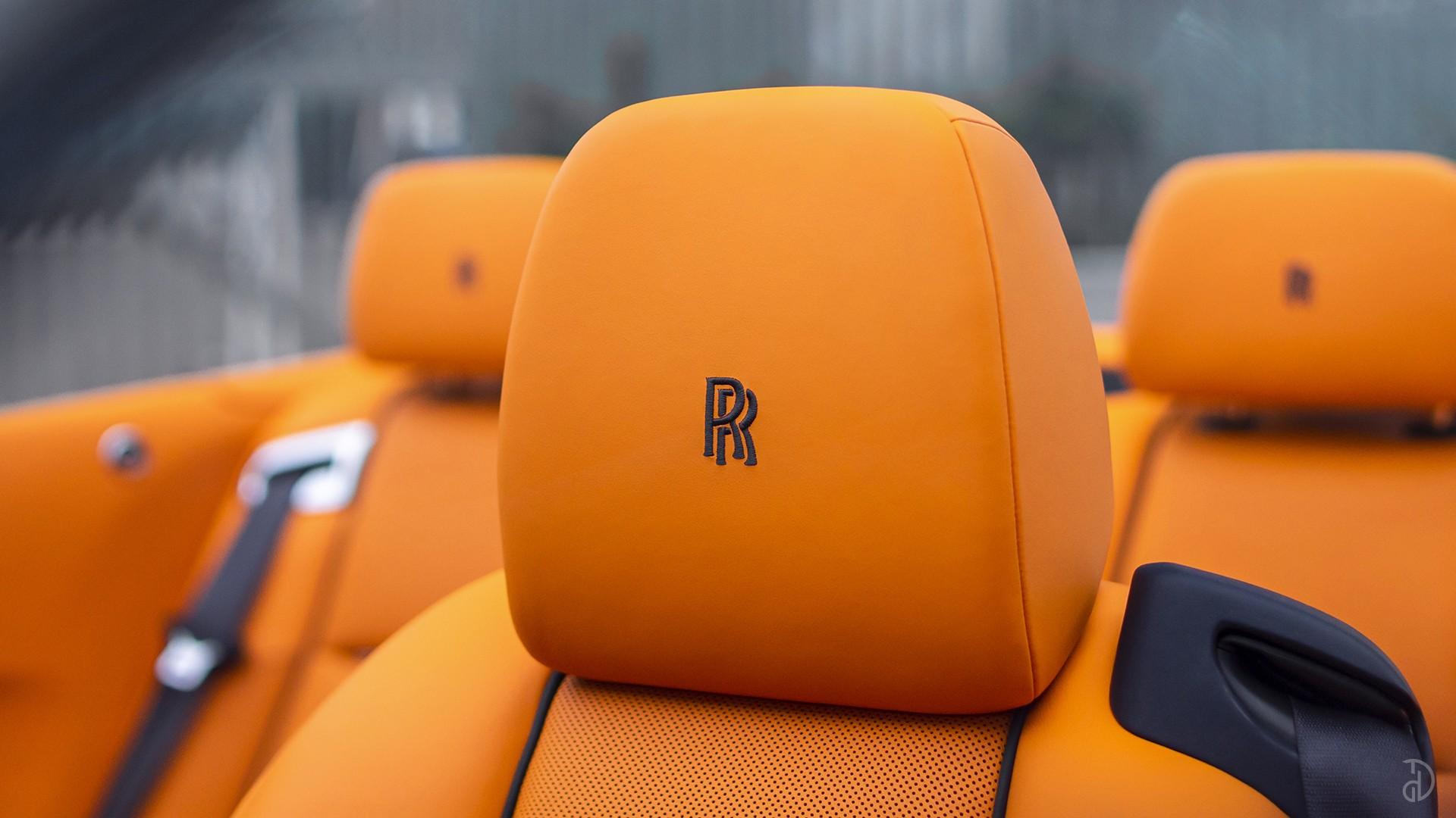 Аренда Rolls-Royce Dawn в Москве. Фото 19