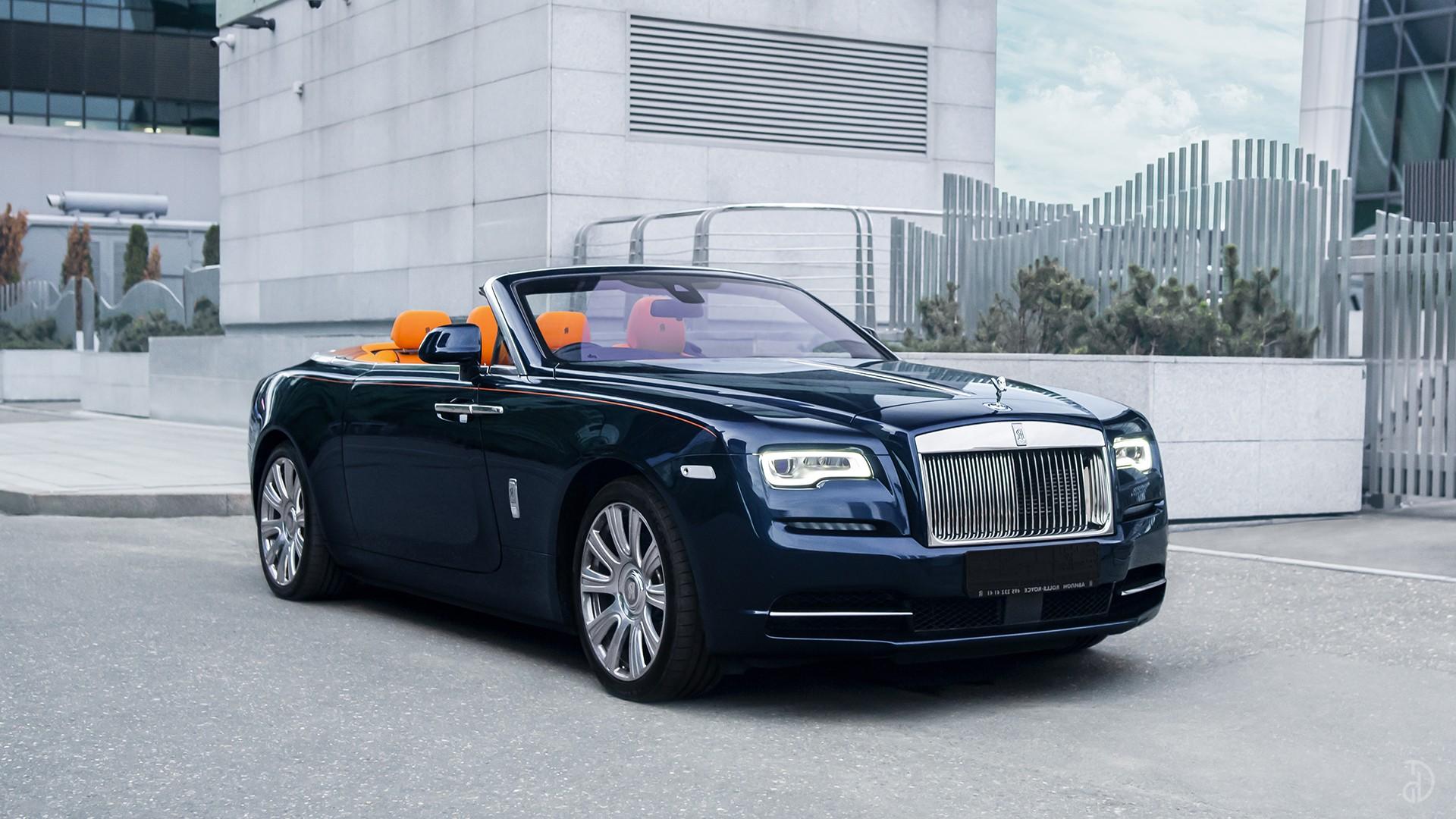 Аренда Rolls-Royce Dawn в Москве. Фото 1