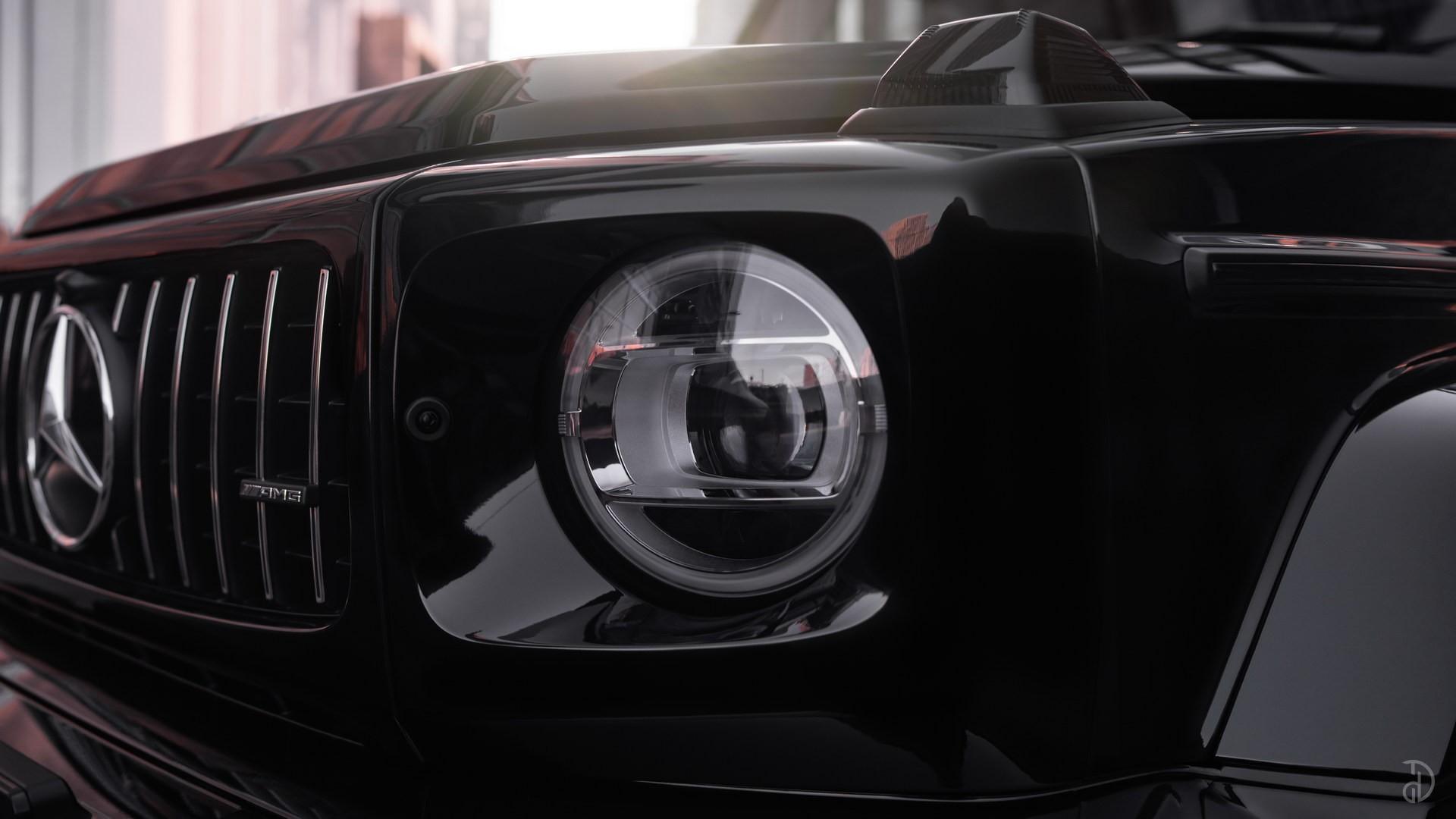 Аренда Гелендвагена Mercedes G 63 AMG 2021 (глянцевый) в Москве. Фото 6