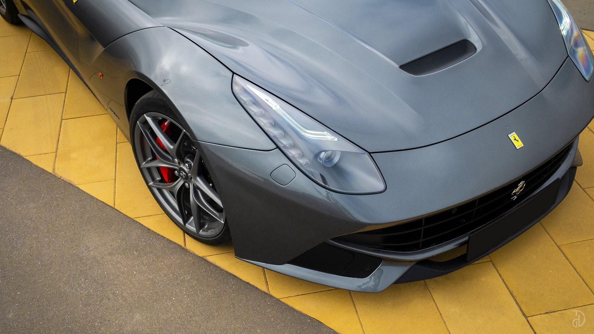 Аренда Ferrari F12 Berlinetta в Москве. Фото 4