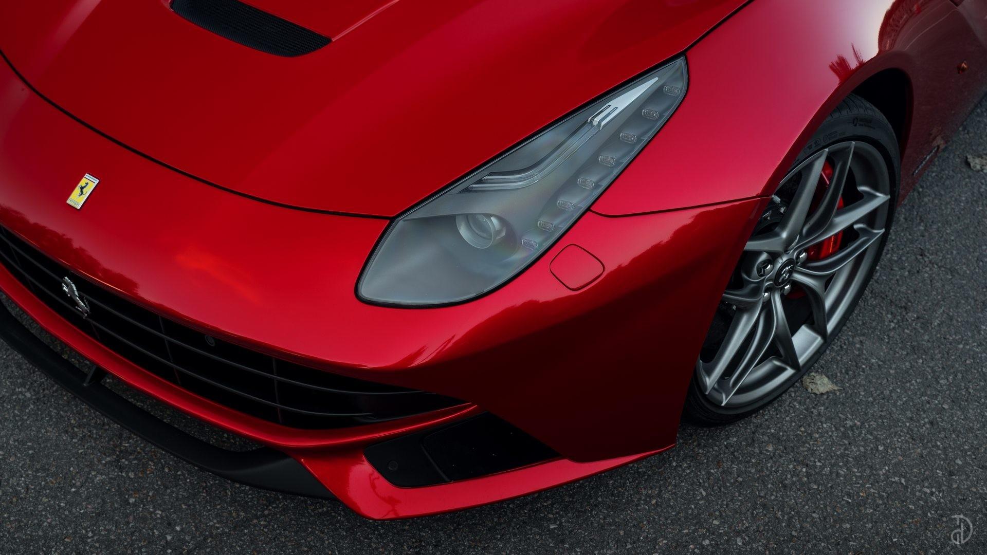 Аренда Ferrari F12 Berlinetta в Москве. Фото 8