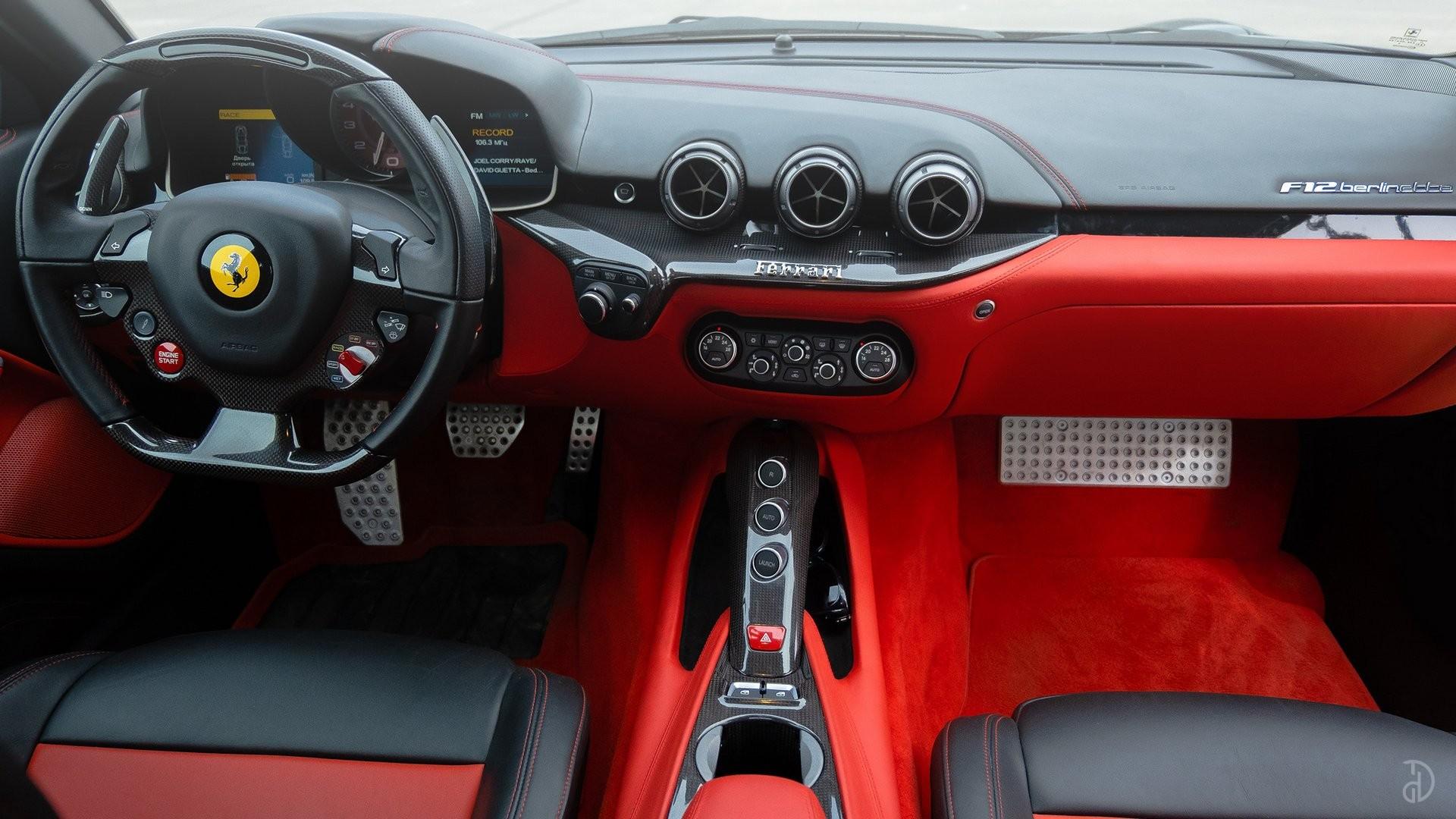 Аренда Ferrari F12 Berlinetta в Сочи. Фото 13
