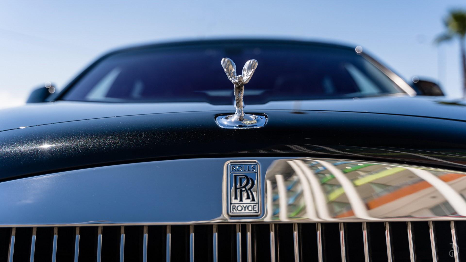Аренда Rolls-Royce Ghost с водителем. Фото 7
