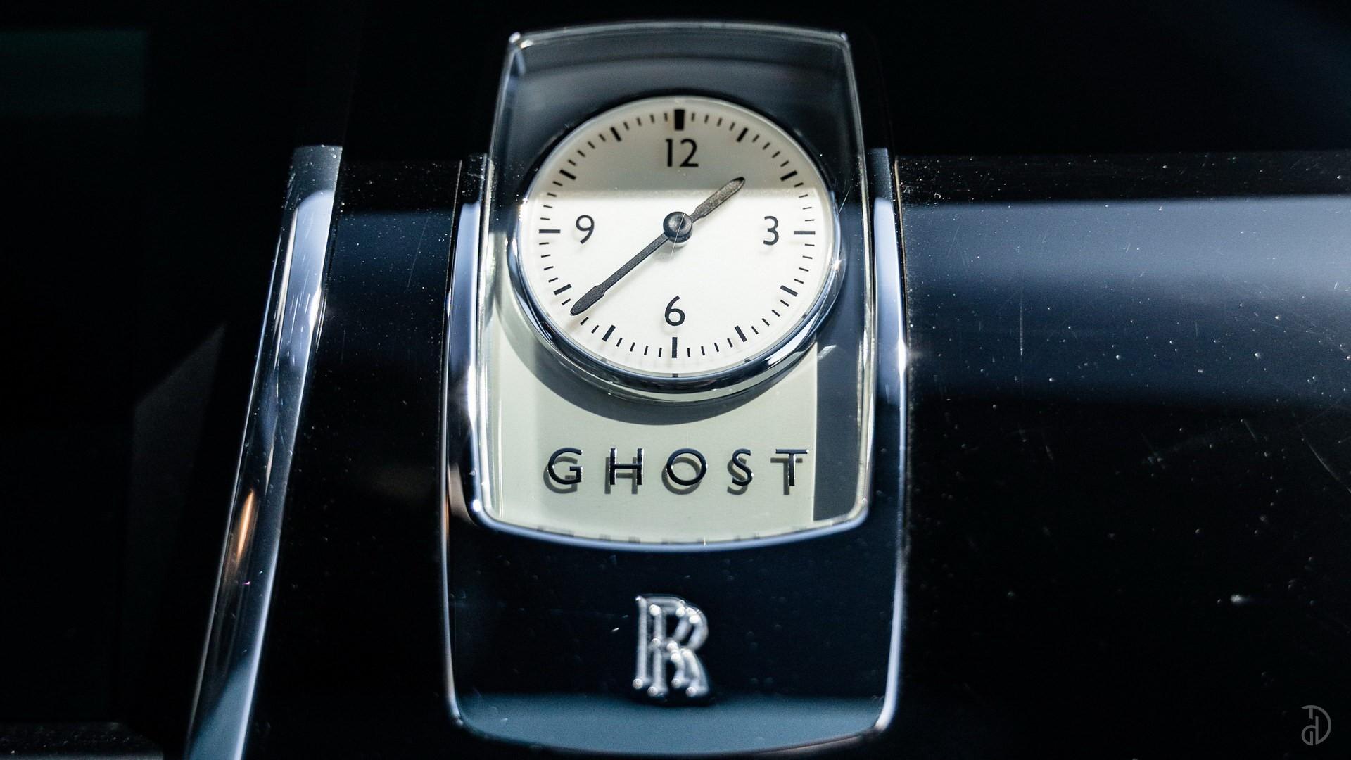 Аренда Rolls-Royce Ghost с водителем. Фото 15
