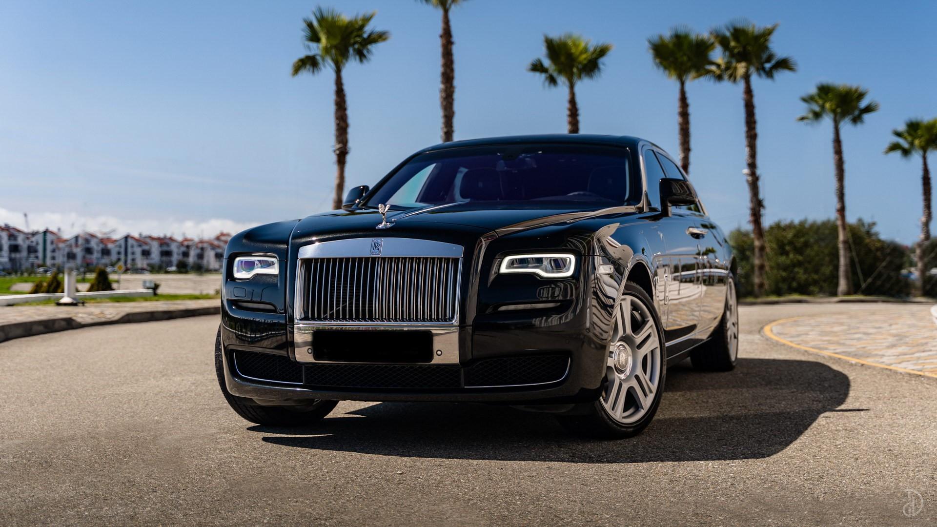 Аренда Rolls-Royce Ghost с водителем. Фото 2