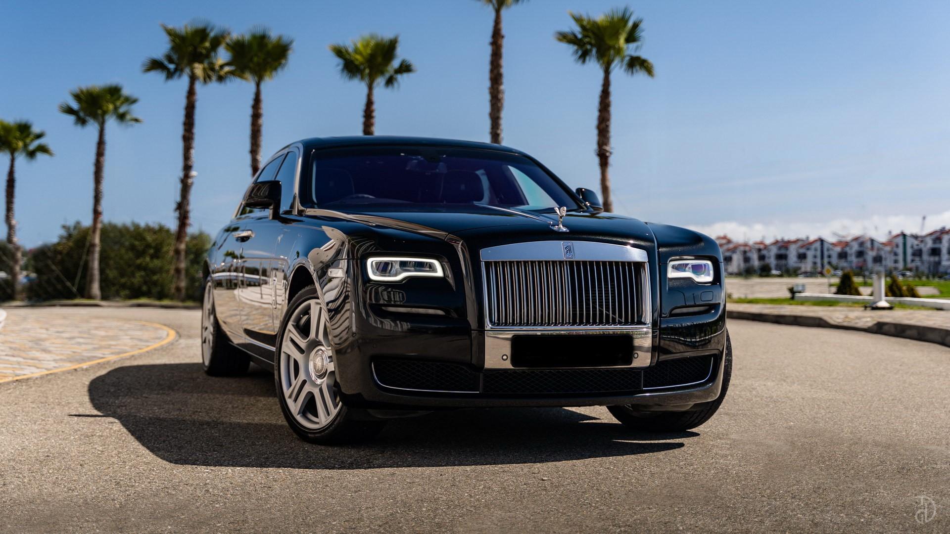 Аренда Rolls-Royce Ghost с водителем. Фото 16
