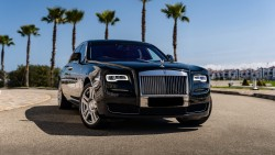Аренда Rolls-Royce Ghost с водителем