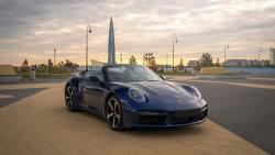 Аренда Porsche 911 Turbo (992) в Москве