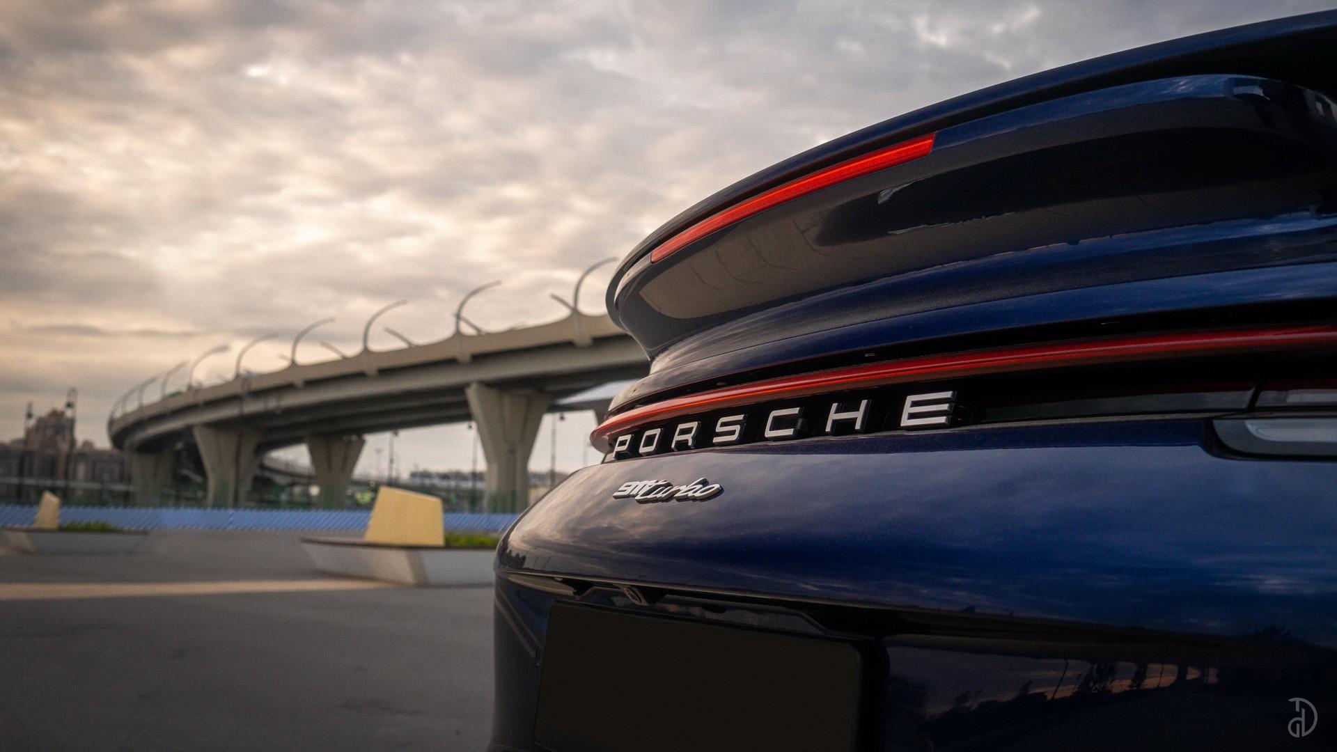 Аренда Porsche 911 Turbo (992) в Москве. Фото 17