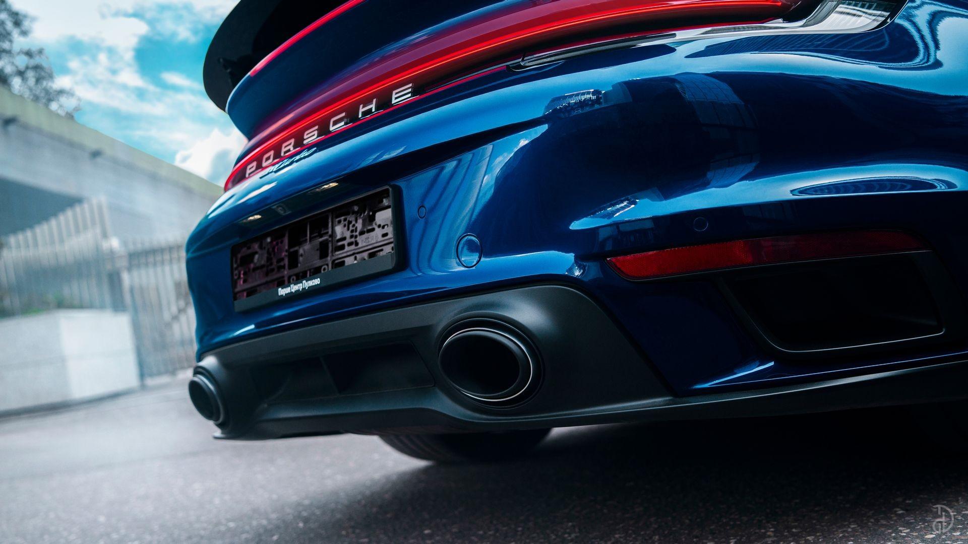 Аренда Porsche 911 Turbo (992) в Москве. Фото 6