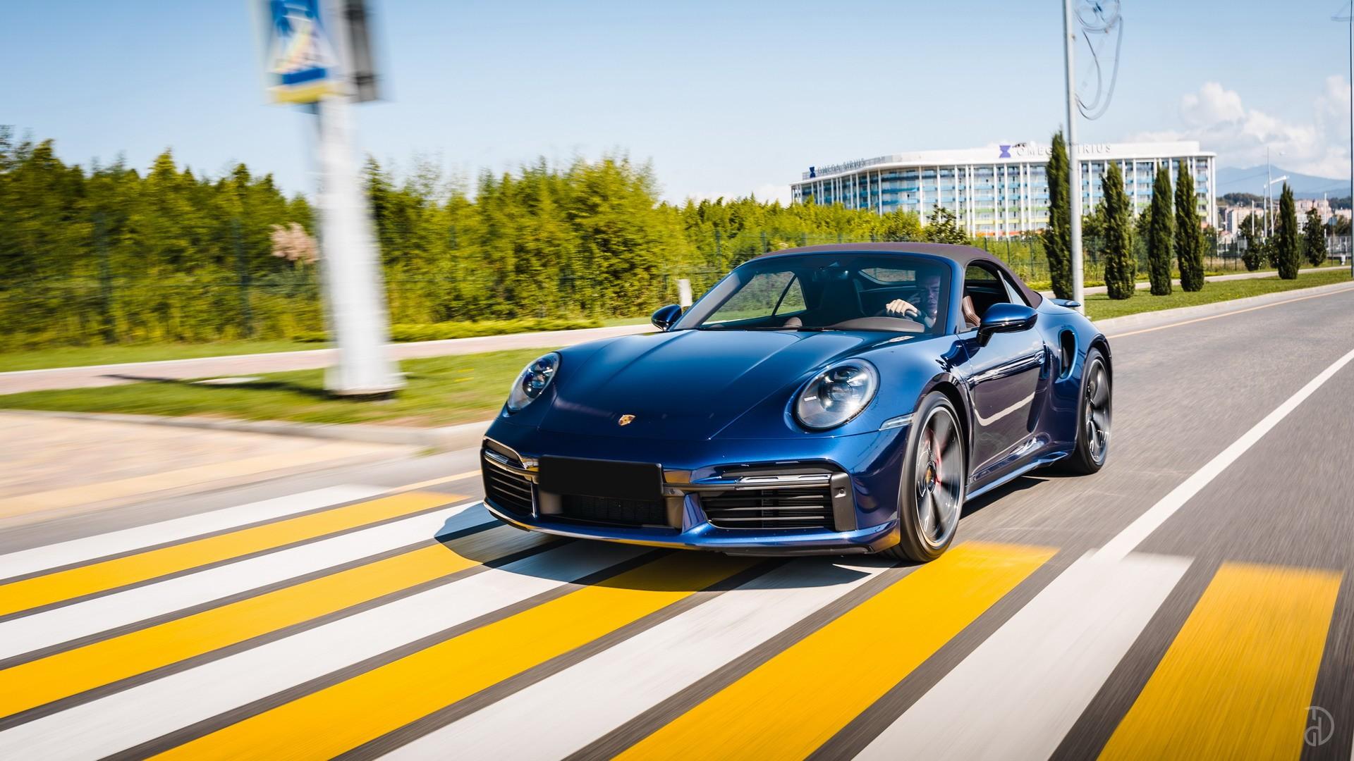 Аренда Porsche 911 Turbo (992) в Сочи. Фото 10