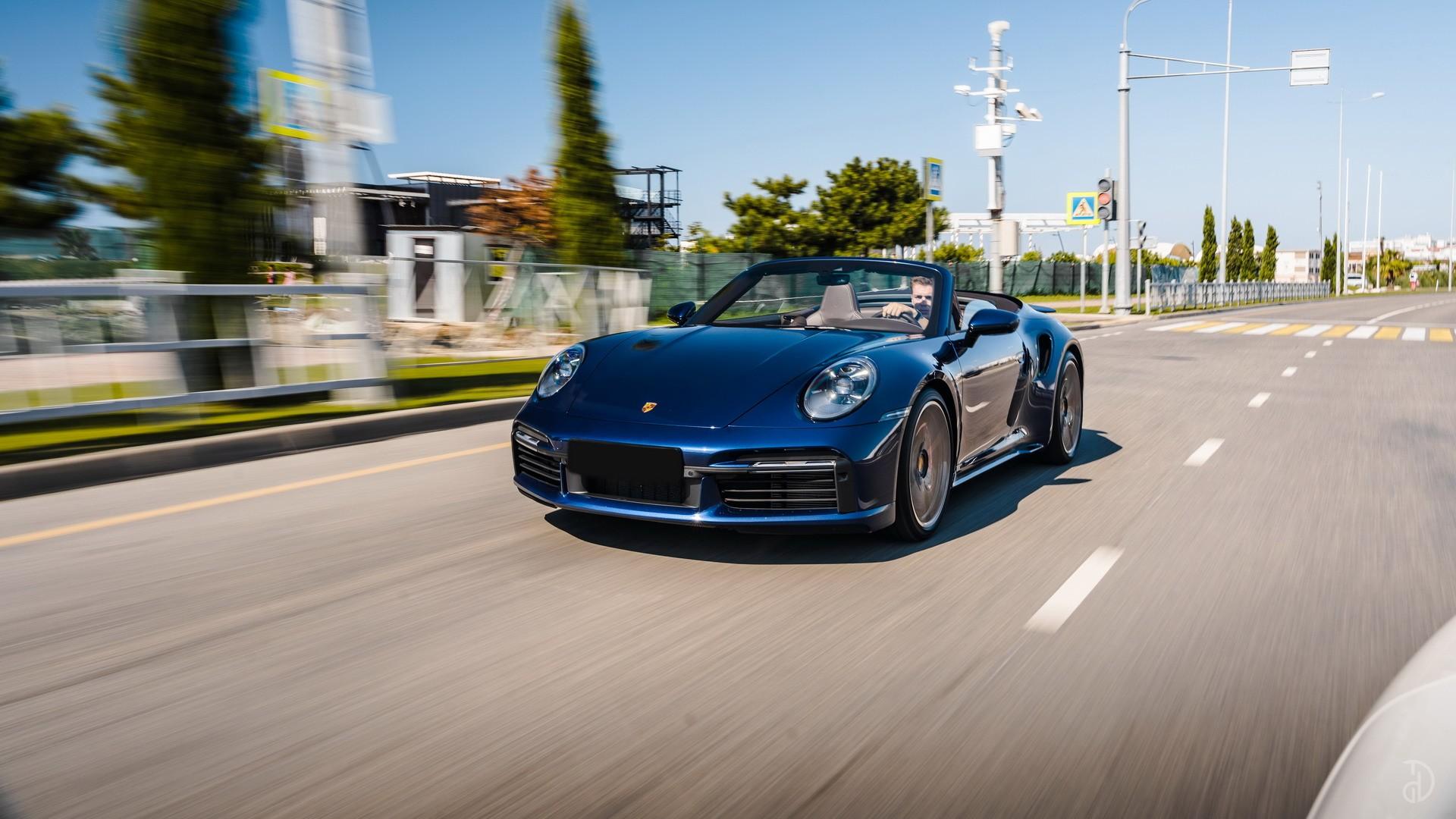 Аренда Porsche 911 Turbo (992) в Сочи. Фото 13