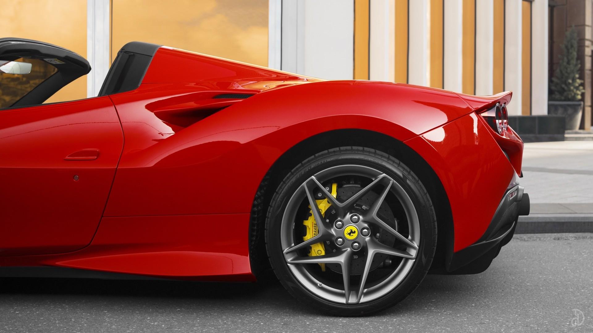 Аренда Ferrari F8 Spider в Москве. Фото 5