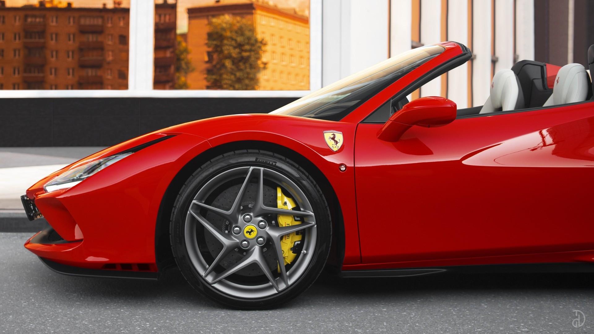 Аренда Ferrari F8 Spider в Москве. Фото 4
