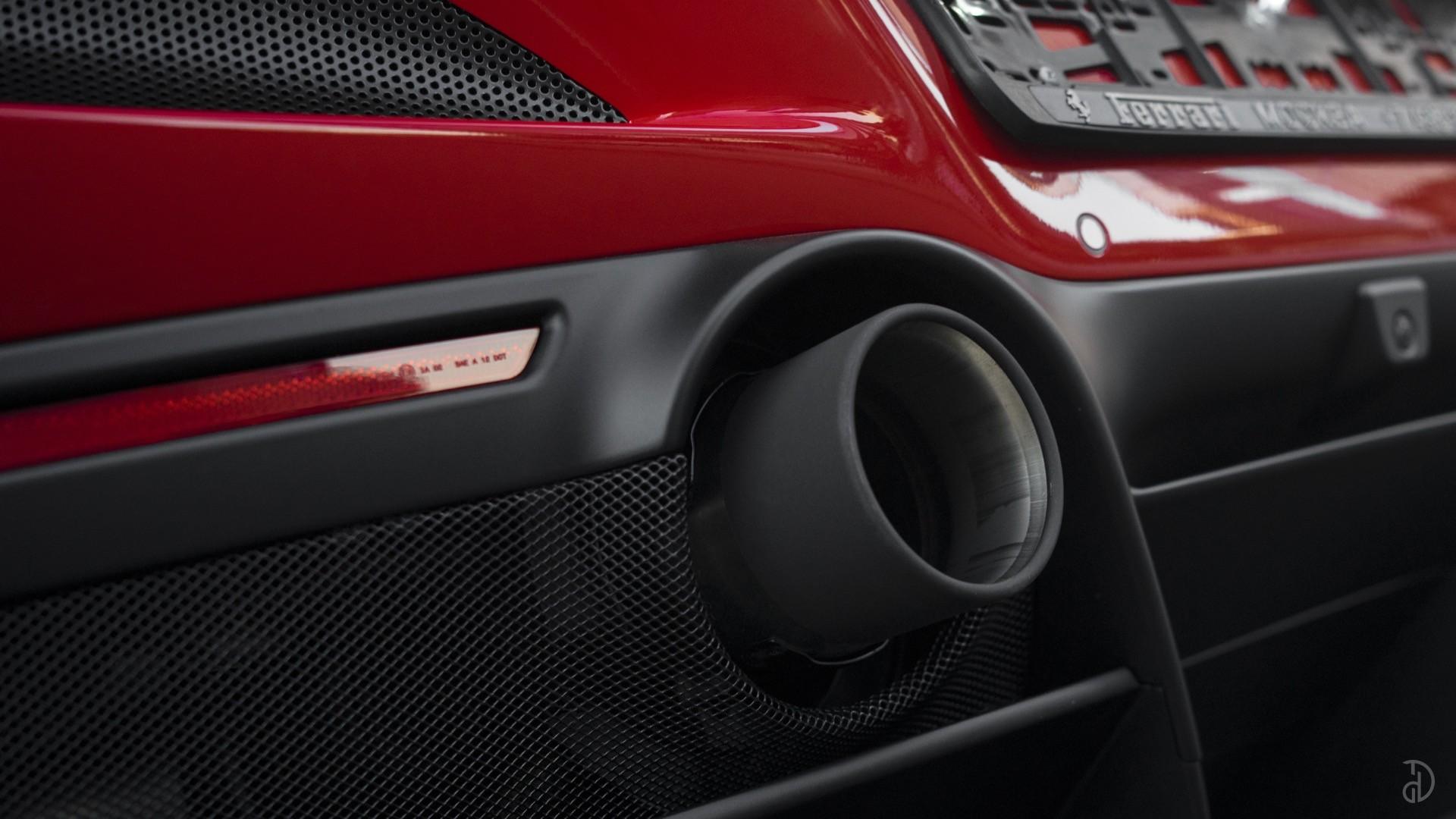 Аренда Ferrari F8 Spider в Москве. Фото 9