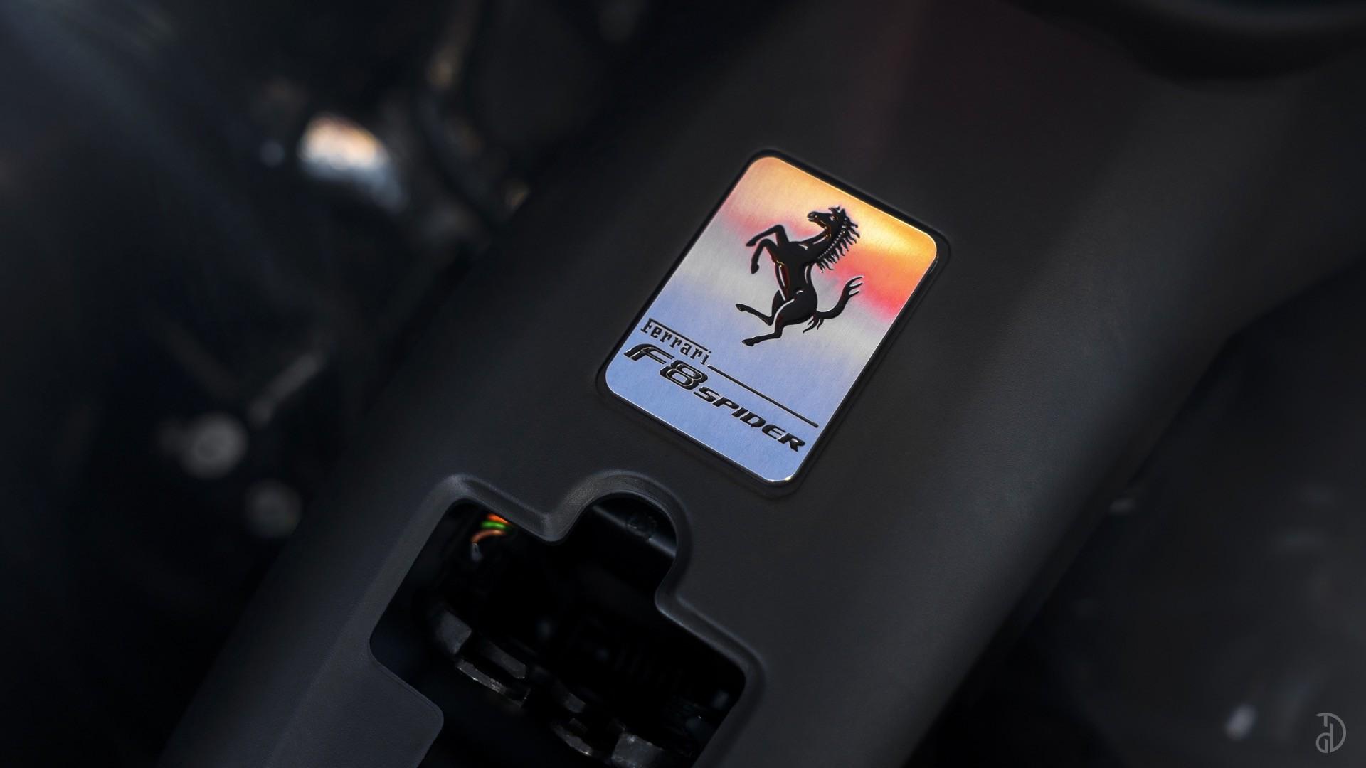 Аренда Ferrari F8 Spider в Москве. Фото 20