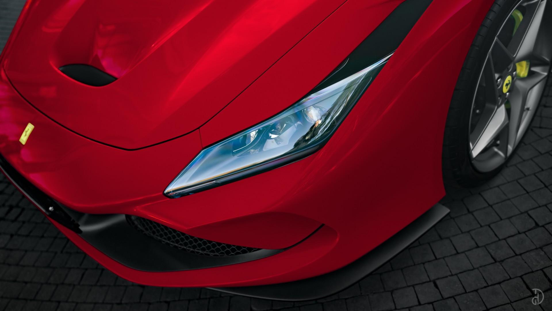 Аренда Ferrari F8 Spider в Сочи. Фото 6