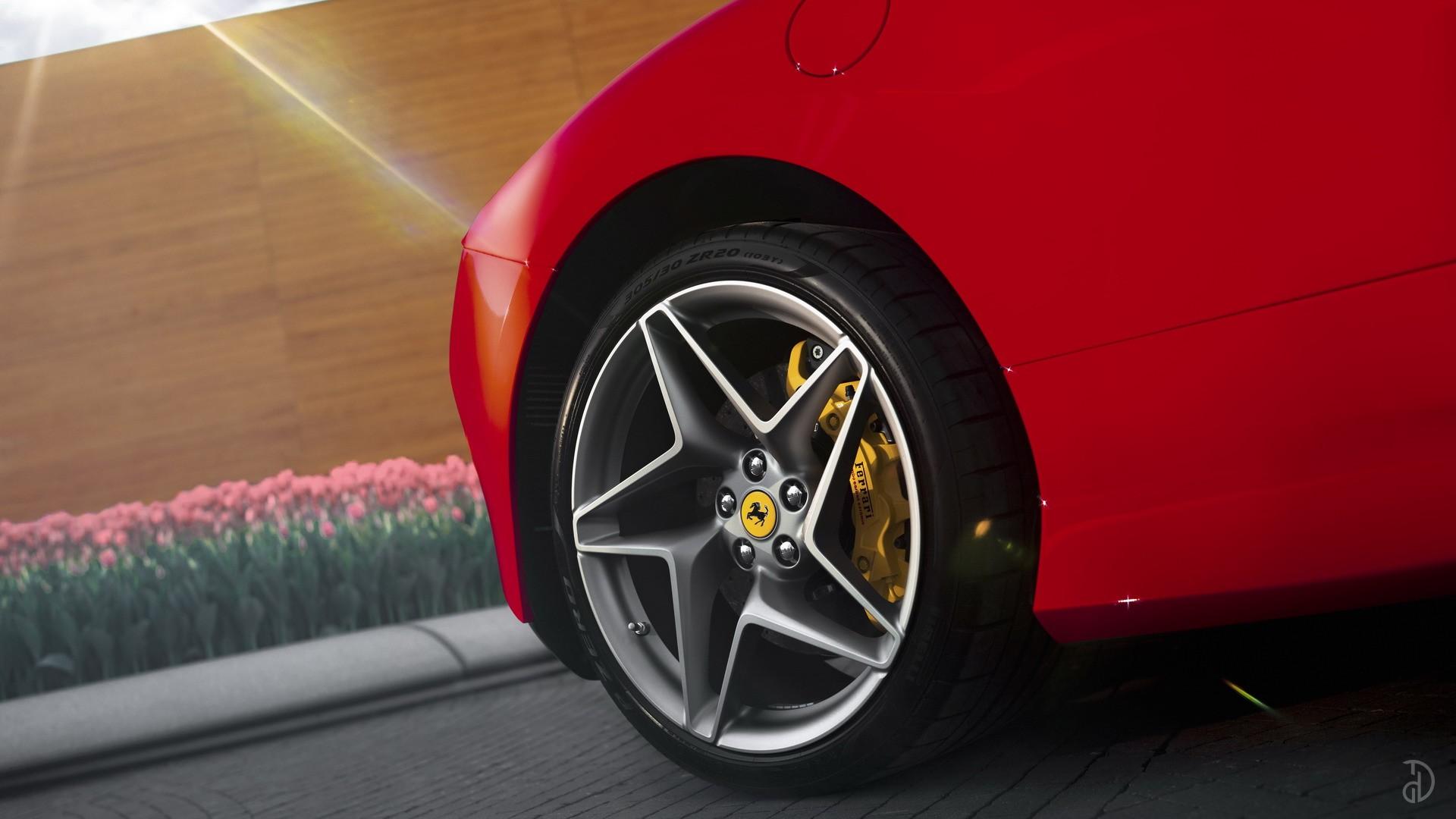 Аренда Ferrari F8 Spider в Сочи. Фото 8