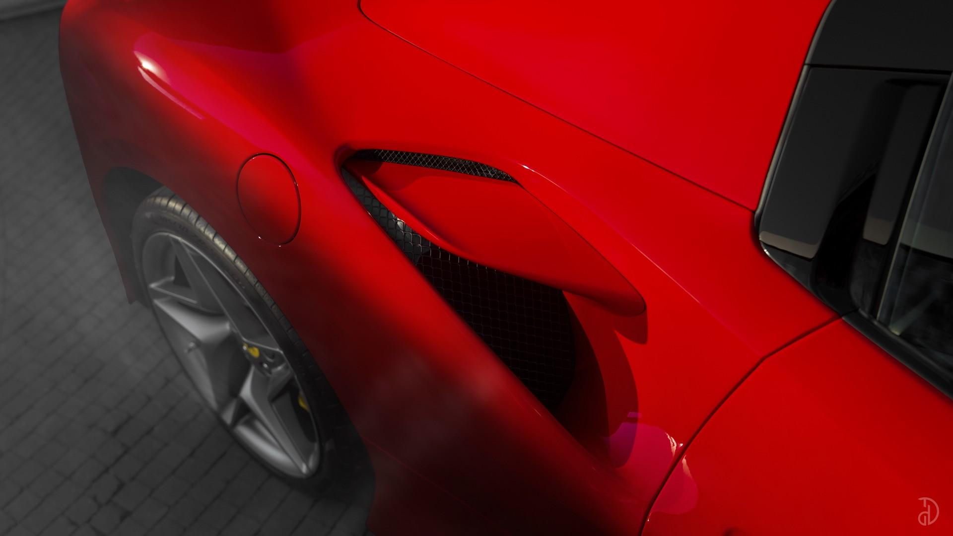Аренда Ferrari F8 Spider в Сочи. Фото 10